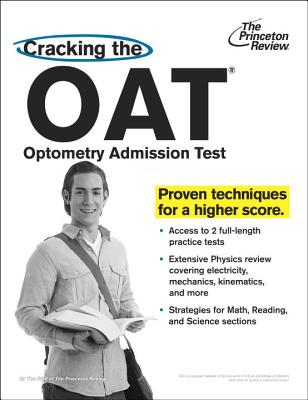 Cracking the Oat By Princeton Review (COR)