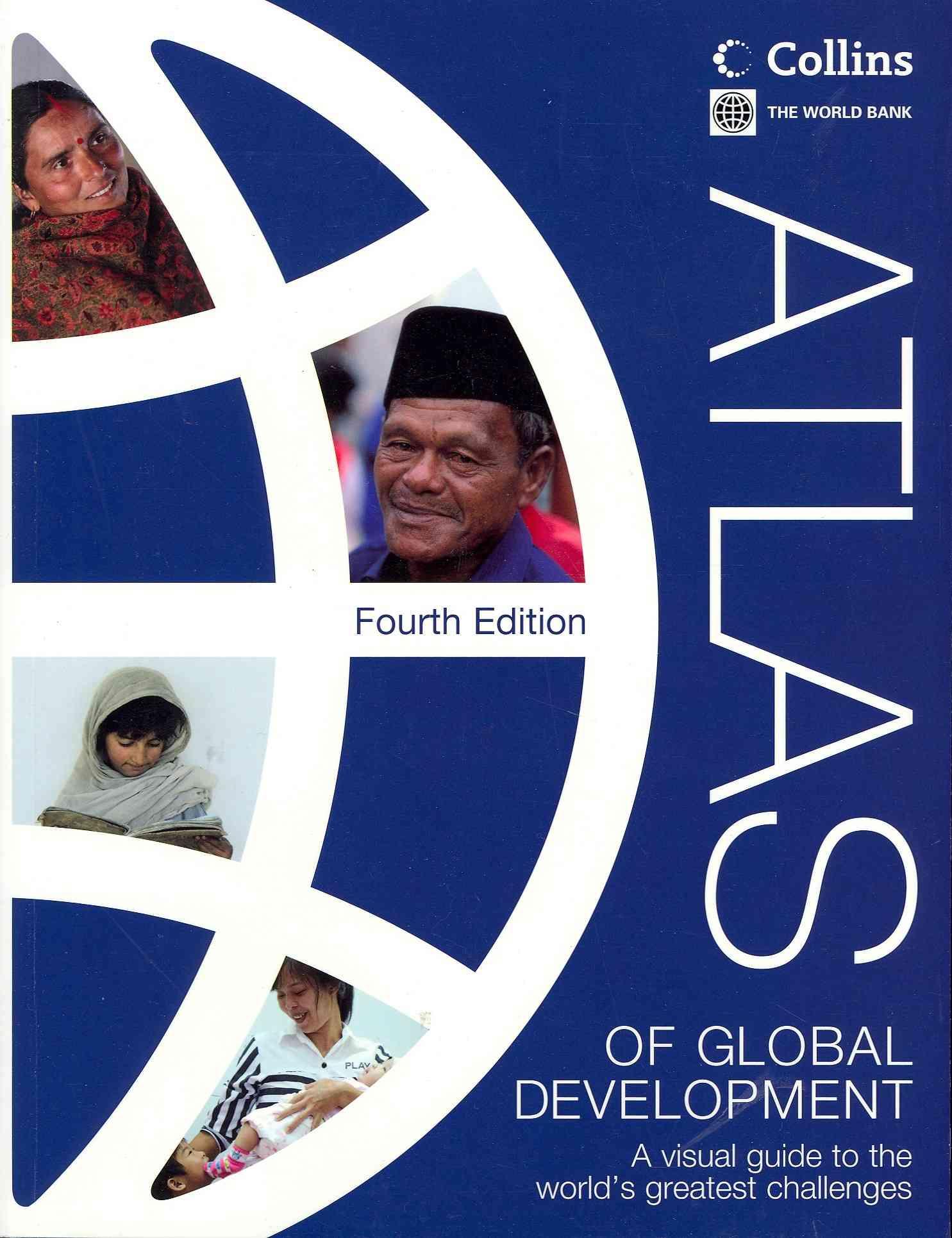 Atlas of Global Development By World Bank (COR)